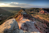 Palo Duro Canyon, off CCC trail