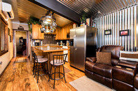 Country barn apartment